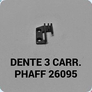 Dente 3 Carr Phaff 26095