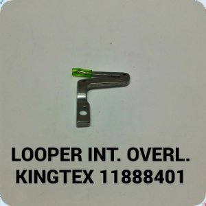 Looper Interloque Overloque Kingtex