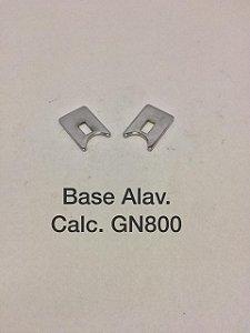 Base Alav. Calc. GN800