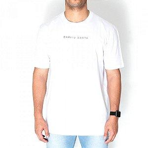 Camiseta Dabliu Costa White OVER Dab x Titto