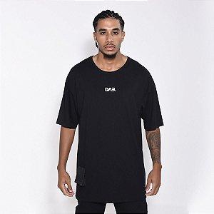 Camiseta Dabliu Dab Pocket Zipper