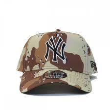 BONÉ NEW ERA 9FORTY NEW YORK YANKEES MLB cAMO