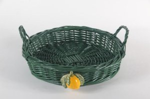 Bandeja M verde limão siciliano