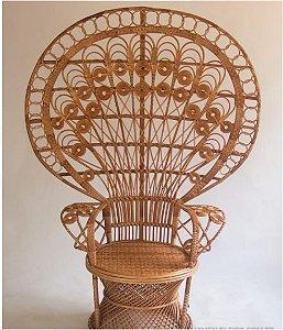 Cadeira Emanuele Medidas:  1,25/1,78 altura/53
