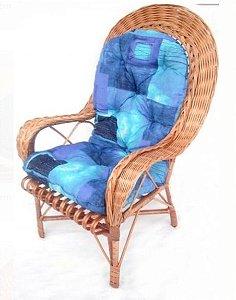 Cadeira Alba em vime