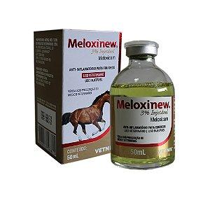 Meloxinew 3% Injetável 50 ml