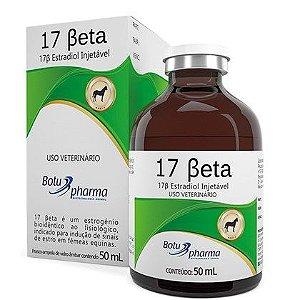 17 Beta (Estradiol 1%) 50 ml