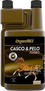 Casco e Pelo Turbo Organnact 1 Litro