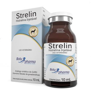 Strelin (Histrelina 250 mg/MCG/ml) 10 ml