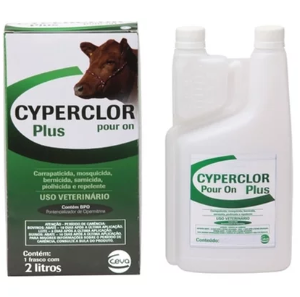 Cyperclor Plus Pour On 2 Litros
