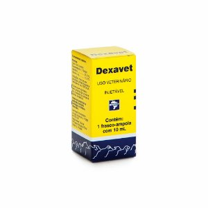 Dexavet Injetável 10 ml