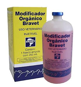 Modificador Orgânico Bravet 250 ml