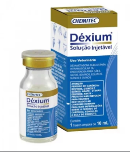 Dexium Injetável 10 ml