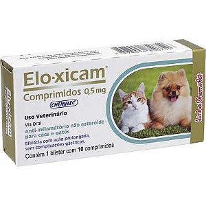 Elo-Xican (Meloxican) 0,5 mg 10 Comprimidos