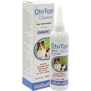 Oto Top Clean Solução Otológica 100 ml