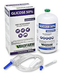 Glicose 50% Biofarm 500 ml