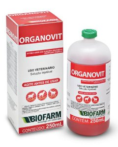 Organovit 250 ml