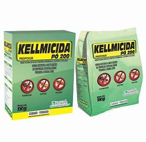 Kellmicida Pó 200 Formicida Pó 1 Kg