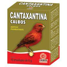 Cantaxantina Calbos 6 Grs