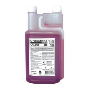 Cipermetrina Calbos Pour On 1000 Ml