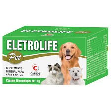 Eletrolife Pet 10 X 10 Grs