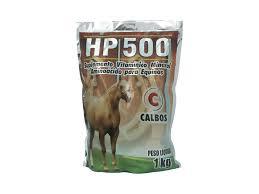 Hp 500 Suplemento Equinos 1 Kg