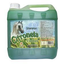Shampoo Citronela Calbos 5 Lts