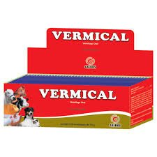 Vermical 50 X 10 Grs