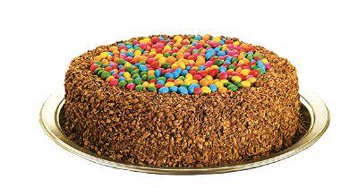 Torta Brigadeiro Feliz