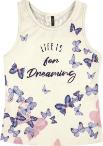Regata Estampada Life is for Dreaming Natural