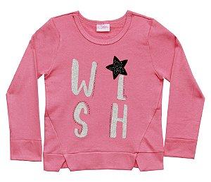 Blusão Infantil Menina WISH Melancia