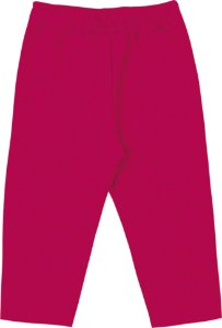 Calça Infantil Menina Liso Rosa