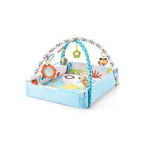 Tapete De Atividades Para Bebês Balls Rosa Multikids Baby - BB616