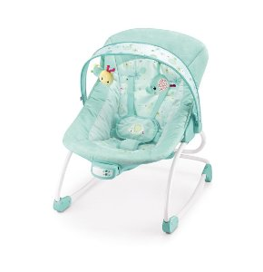 Cadeira De Descanso Verde Agua