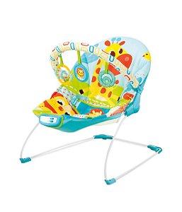 Cadeira Musical E Vibratoria Girafa