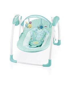 Cadeira Automatica Com Timer Verde Animais
