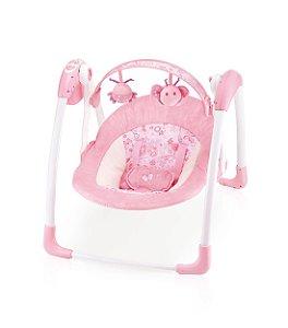 Cadeira Automatica Com Timer Rosa Animais
