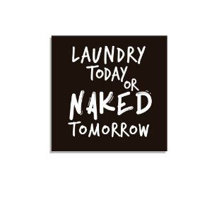 Placa Decorativa Naked