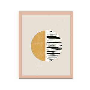 Placa Decorativa Boho Geo 2