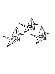 Trio Origami
