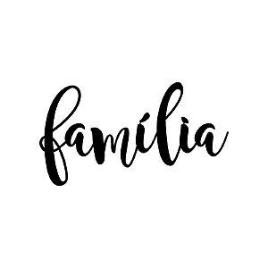 Lettering Família