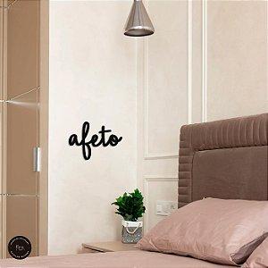 Lettering AFETO Grande
