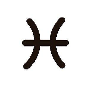 Símbolo signo PEIXES