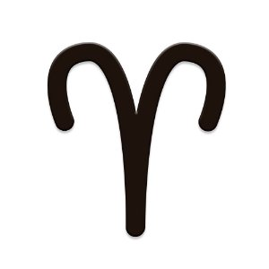 Simbolo signo ÁRIES