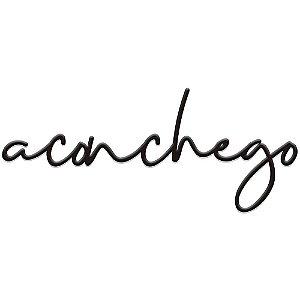 Lettering Aconchego