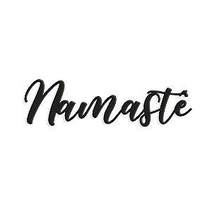 Lettering Namastê