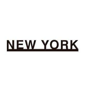 Lettering New York