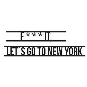 Frase F* New York