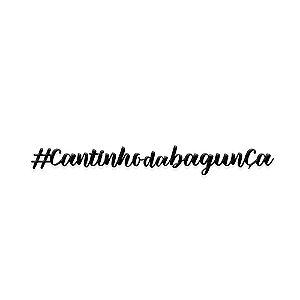 Decorativo #cantinhodabagunça