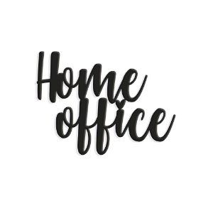 Lettering Home Office